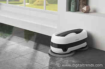 Samsung's Jetbot robot vacuum mops floors, converts to a wall and window cleaner