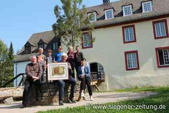 Wasserburg Hainchen: Aufwertung zur Tagungs- und Bildungsstätte - Siegener Zeitung