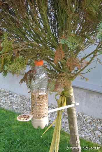 Mangeoires à oiseaux Maison de la nature et de l'arbre samedi 26 septembre 2020 - Unidivers