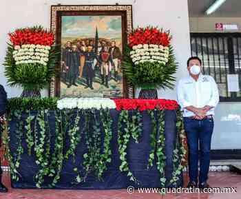 Reconocen a locutores y trabajadores de televisión en Jiquilpan - Quadratín - Quadratín Michoacán