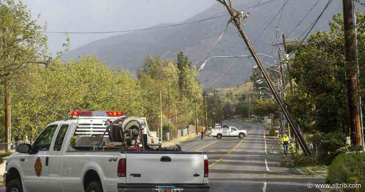 Nearly 4,000 Utah homes remain without power