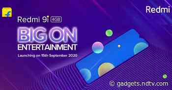 Redmi 9i Launching in India Today: Expected Price, Specifications