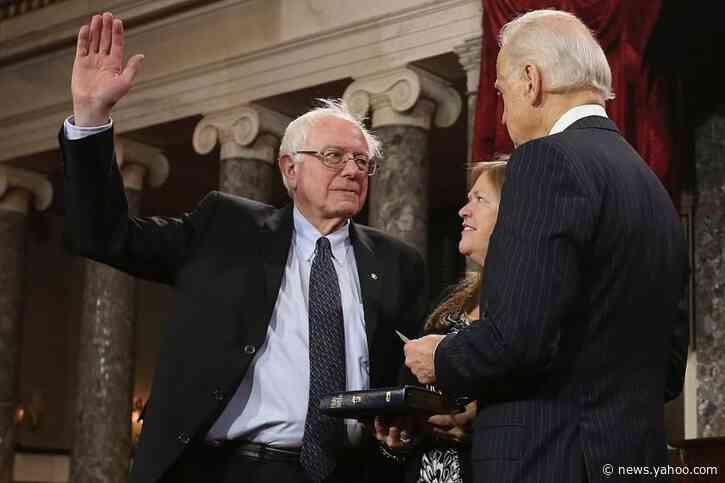 Jane Sanders says relationship between Joe Biden, Bernie Sanders is built on 'work' not friendship