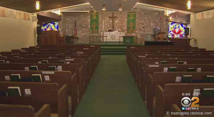Northridge Church Seeking Relief From Massive DWP Bill That's 60 Times Their Normal Amount