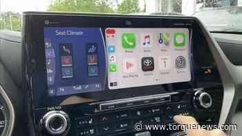 Top 17 Cool Gadgets (with Video) on 2020 Toyota Highlander Platinum - Torque News