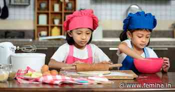 Kid-Friendly Kitchen Gadgets To Get Your Little Ones Involved In Cooking - Femina