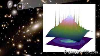 New Findings on Universe's Dark Matter Confound Scientists - Gadgets 360