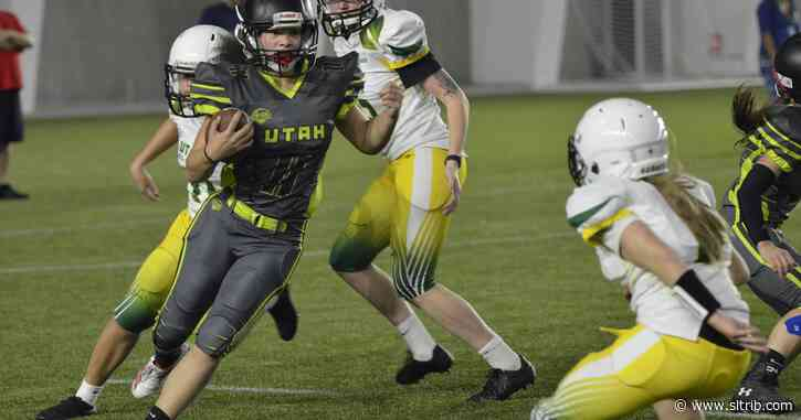 If Utah's high school girls can't play football, then boys shouldn't either, says plaintiff