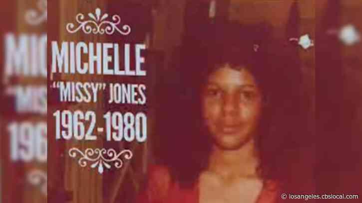 Arrest Made In 40-Year-Old Cold Case Murder Of Michelle 'Missy' Jones