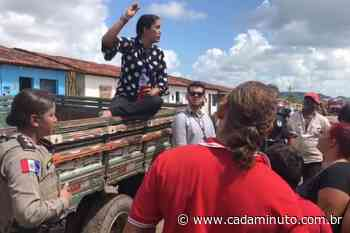 Polícia cumpre reintegração de posse em conjunto habitacional em Matriz do Camaragibe - Cada Minuto