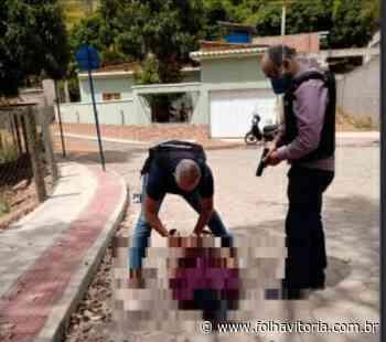 Suspeito de homicídio duplamente qualificado é preso, em Afonso Claudio - Folha Vitória