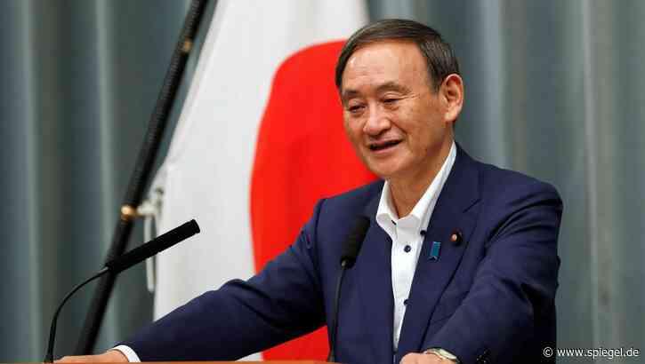 Nachfolge von Shinzo Abe: Yoshihide Suga wird neuer Chef der Regierungspartei in Japan - DER SPIEGEL