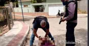 Suspeito de homicídio duplamente qualificado é preso em Afonso Claudio - HORA 7