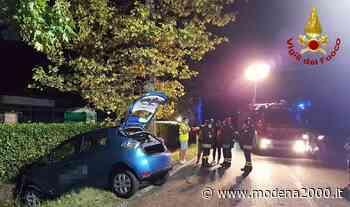 Incidente stradale questa mattina a Crespellano, un ferito - Modena 2000