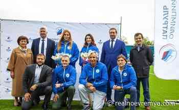 Olympic Patrol arrives in Nizhnekamsk — RealnoeVremya.com - Realnoe vremya