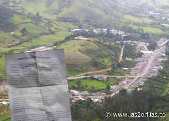 Nueva amenaza de muerte contra 16 lideres sociales en Totoró, Cauca - Las2orillas