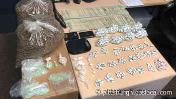 Police Find 5,000 Stamp Bags Of Heroin In Wilkins Township Drug Bust