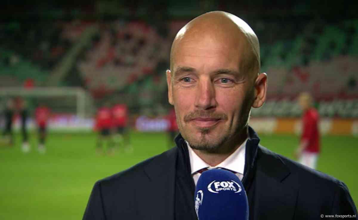 Jong Ajax-trainer Van der Gaag voorafgaand aan N.E.C. - Jong Ajax - FOX Sports