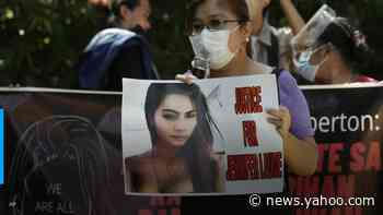 Philippines deports U.S. Marine in transgender woman killing