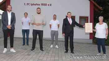 Der FC Iphofen vollzieht einen Generationswechsel - Main-Post