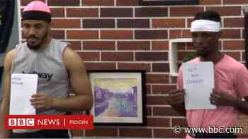 BBNaija housemates for eviction: Nengi, Neo and Vee go stay till day 71 - See how housemates save and nominate each oda - BBC News