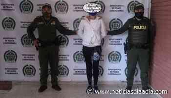 La capturan dentro de investigación por asesinato en Silvania, Cundinamarca - Noticias Día a Día