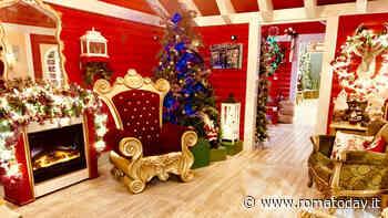 Apre Il Regno di Babbo Natale: un mondo incantato a un'ora da Roma