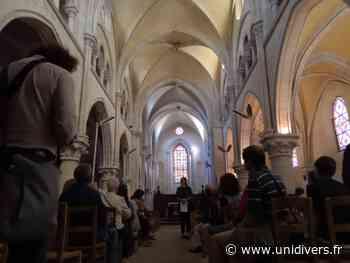 Visite commentée de l'église Saint-Hermeland dimanche 20 septembre 2020 - unidivers.fr