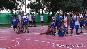 Rocca San Giovanni. Festa per la chiusura del 'Summer training' dell'Azzurra Basket - VIDEO - AbruzzoLive.tv - AbruzzoLive.tv