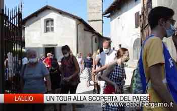 Lallio Tour, in viaggio tra le bellezze del paese dell'hinterland - L'Eco di Bergamo