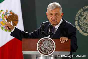 Mexican leader to seek referendum on prosecuting predecessors