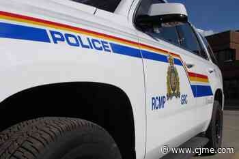 Mounties say woman found safe after crash near Cabri - News Talk 980 CJME
