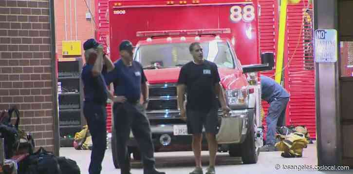 LA Search And Rescue Crew To Help Find NorCal Wildfire Victims