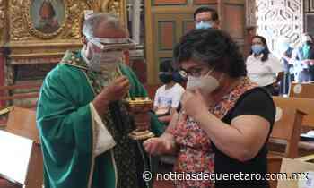 Perdonar al prójimo como Dios nos ha perdonado: Mons. Lara Becerril - Noticias de Querétaro