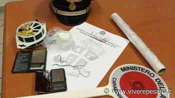 Sogliano al Rubicone: 47enne pesarese arrestato per spaccio - Vivere Pesaro