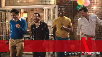 "Mit ""Big Bang Theory""-Star Jim Parsons: Trailer zum Netflix-Film ""The Boys In The Band"" - filmstarts"