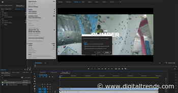 Premiere Pro can use A.I. to revert a cut video back into separate clips