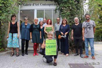 Val-d'Oise. Auvers-sur-Oise : la galerie d'art contemporain mise au vert - actu.fr