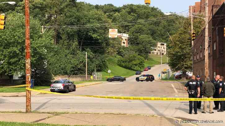 Police Investigate Shooting In Aliquippa