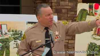 Alguacil de Los Ángeles: enfaticen la confianza en el sistema de justicia - Telemundo 52