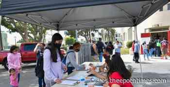 Los Ángeles inicia prueba de COVID-19 a 770,000 empleados escolares y alumnos - lagranepoca