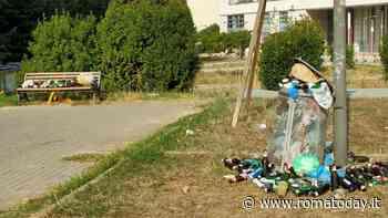 Un anno fa Comune e Municipio si contendevano la sua intitolazione: oggi l'area giochi è il regno dell'abbandono