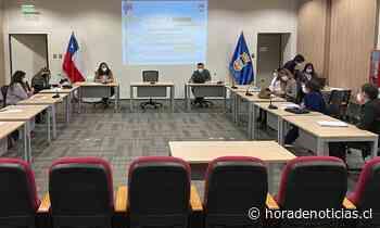 Importante reunión realiza departamento de salud municipal de Rengo y OPD - Hora de Noticias