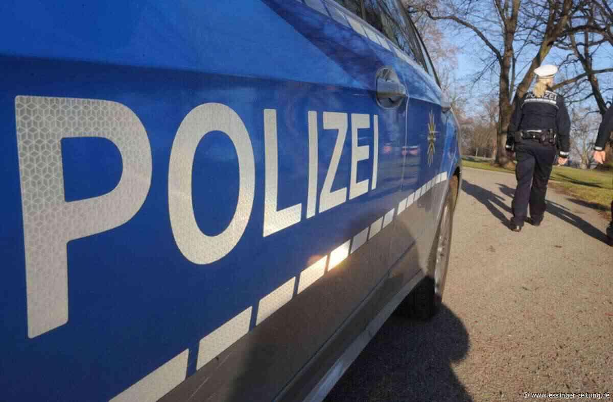 Denkendorf: Fahrer prallt gegen geparktes Auto - esslinger-zeitung.de
