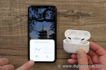 Apple preps AirPods Pro for iOS 14's spatial audio and quick switching
