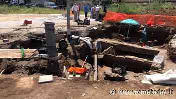 San Cleto: una fattoria romana rinvenuta in via Nicolai