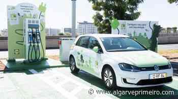 Ministro do Ambiente e da Ação Climática inaugura em Boliqueime percurso sustentável Algarve - Lisboa - Algarve Primeiro
