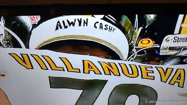 Pittsburgh Steelers Coach Mike Tomlin Supports Alejandro Villanueva Wearing Military Veteran's Name On Helmet, Covering Antwon Rose Jr.