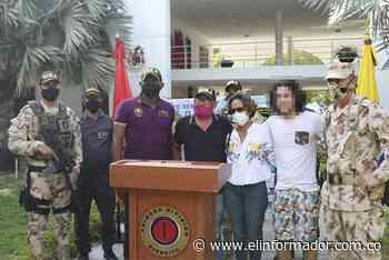 Rescata a dos secuestrados en Zona Bananera, Magdalena - El Informador - Santa Marta