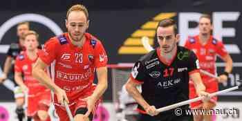 Floorball Köniz holt den ersten Sieg im ersten Spiel - Nau.ch